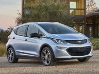 Chevrolet Bolt EV Brimming with Tech