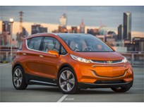 GM Unveils 200-Mile Bolt EV Concept