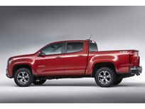 Chevrolet Colorado Improves V-6 for 2017