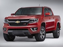 Diesel Chevrolet Colorado Arriving in Fall 2016