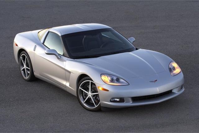 Photo of 2013 Chevrolet Corvette courtesy of GM.