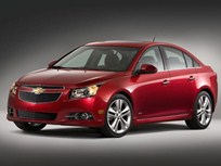 GM Recalling 174K Cruzes for Front Axle Repair