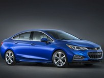Lighter 2016 Cruze Delivers 40 MPG Highway