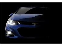 GM Teases Next-Gen 2016 Chevrolet Cruze