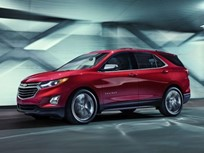 Chevrolet Introduces Equinox to the Middle East