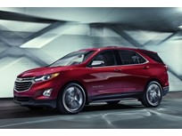2018 Chevrolet Equinox Adds Turbo, Diesel Engines