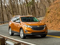 2018 Chevrolet Equinox Diesel Priced at $31,435