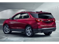 Chevrolet to Debut 2018 Equinox in L.A.