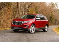Diesel-Powered Chevrolet Equinox to Arrive in September
