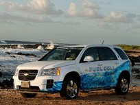 Chevrolet Equinox Fuel Cell Fleet Hits 3 Million Miles