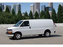 Full-Size Vans Bolster October Depreciation