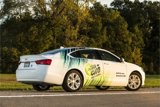 ... of GM. - GM Discontinues CNG Impala for 2017 - News - Automotive Fleet