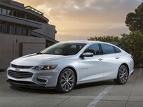2016 Malibu Update Includes 47 MPG Hybrid