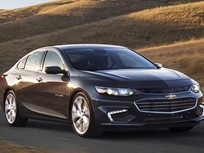 2017 Chevrolet Malibu's 9-Speed Improves MPG 3%