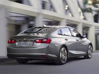 EPA Rates Chevrolet Malibu Hybrid at 46 MPG Highway