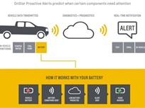 Chevrolet Offers Predictive Maintenance Alerts