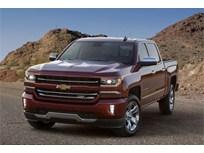 Chevrolet Silverado Gets Facelift for 2016