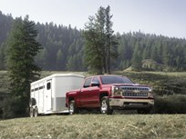 2015 Chevrolet, GM 1500 Trucks Get 8-Speed Transmission