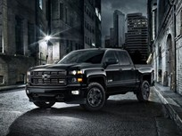 GM Introduces Silverado Midnight Edition Pickup