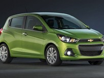 Chevrolet Improves Highway MPG for 2016 Spark