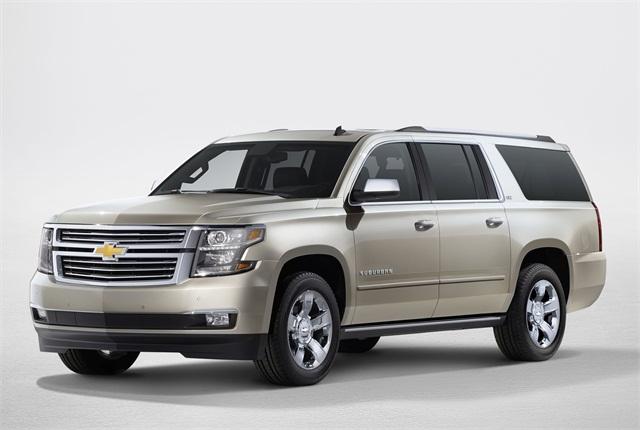 Photo of 2016 Chevrolet Suburban (not Heavy Duty model) courtesy of GM.