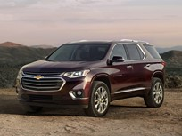 2018 Chevrolet Traverse Starts at $30,875