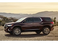 2018 Chevrolet Traverse Adds Crash-Avoidance Tech