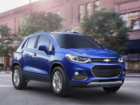Chevrolet's 2017 Trax Starts at $21,895