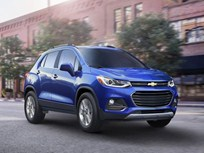 Chevrolet Reworks Trax for 2017
