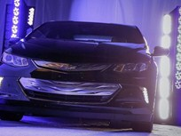 GM Gives Sneak Peek of 2016 Chevrolet Volt