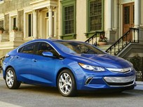 2016 Chevrolet Volt Increases Range, MPG