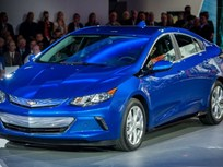 2016 Chevrolet Volt Starts at $26,495