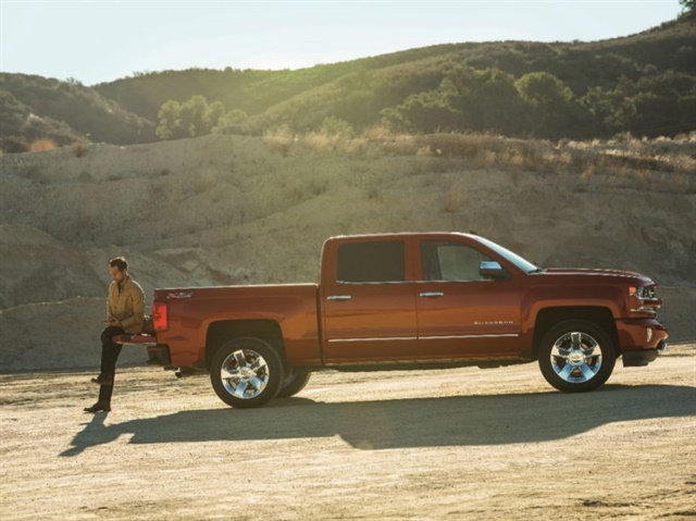 Photo courtesy of Chevrolet.