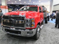 Chevrolet Debuts Three Medium-Duty Trucks
