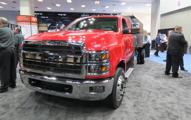 Chevrolet Debuts Three Medium-Duty Trucks - Top News ...