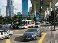 Volvo Studying Driver Behavior in Chinese Megacities