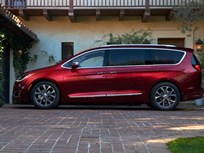 Chrysler Pacifica Minivan Starts at $29,590