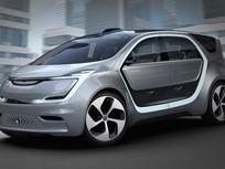 FCA Unveils Autonomous EV Concept