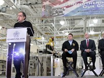 Chrysler Investing $374 Million to Build More Transmissions That Boost Fuel Economy