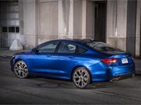 FCA Recalls Chrysler 200 for Stalling