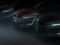 Honda Debuting PHEV, EV Clarity Cars