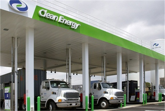 Photo courtesy of Clean Energy Fuels.