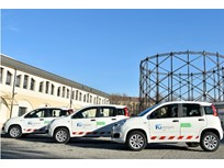 Italian Natural Gas Distributor Replaces Fleet with Methane-Powered FCA Vehicles