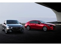 Mazda3 Expands Standard Features for 2018