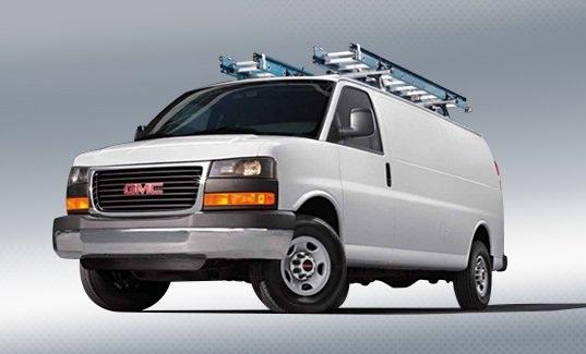 GMC Savana (Photo: Auto Truck Group)