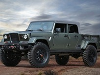 FCA Pushes Jeep Products to the Limit with Safari