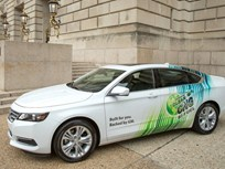 Chevrolet Introduces CNG-Capable Bi-Fuel Impala