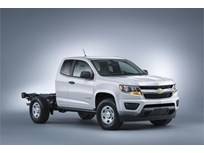 Chevrolet Offers Box-Delete Option on Colorado
