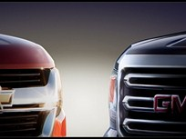 GM Gives Sneak Peak of New Chevrolet Colorado and GMC Canyon Pickups