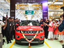 Fiat India Produces First Locally-Developed Jeep Compass
